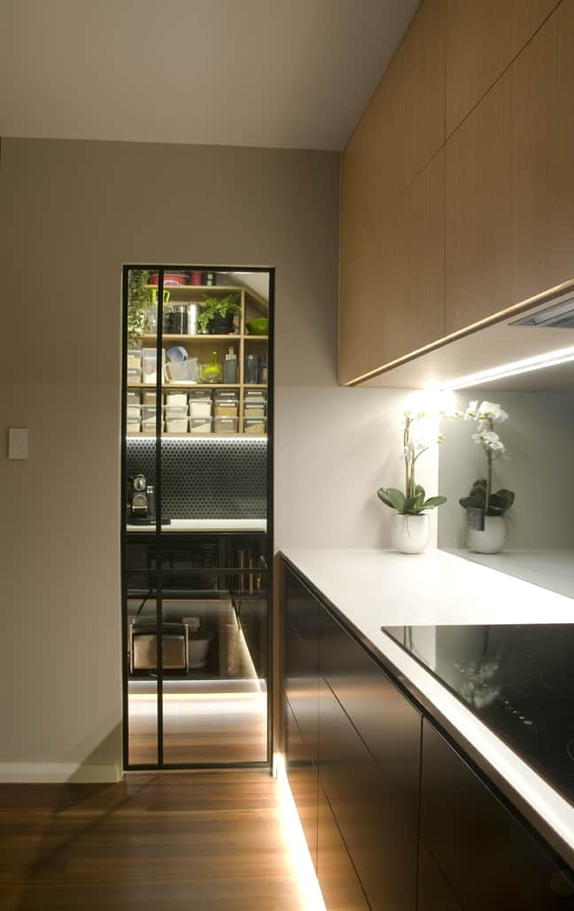 Joinery Butlers Pantry - Avoca Hilltop